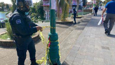 Photo of Pandilleros destruyen acordonamiento en Los Lagos