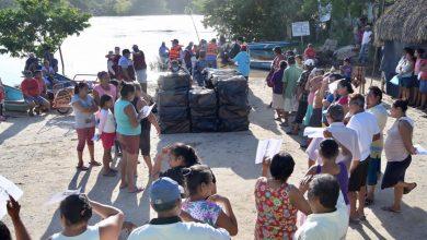 Photo of PC, DIF y DGTE siguen dando insumos a poblaciones afectadas por «Eta»