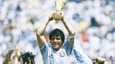 Photo of Famosos reaccionan a la muerte de Maradona