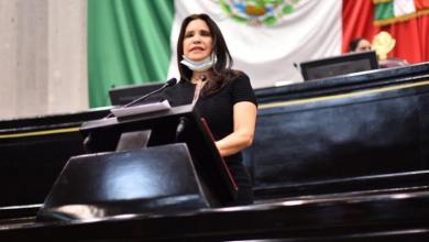 Photo of En tribuna, denuncia diputada caso de violencia de género