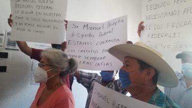 Photo of Campesinos de la zona centro denuncian desvío de recursos en programas federales