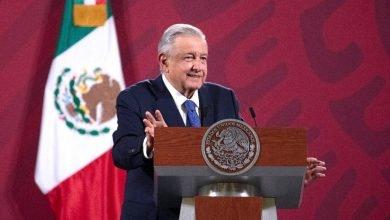 """Photo of Pide Obrador """"justicia ya, hoy mismo"""" contra quien atacó a feministas en Cancún"""