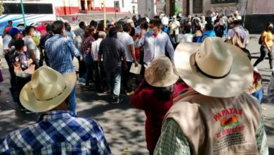 Photo of Protestan en Ixtaczoquitlán; desde que inició pandemia les falta el agua