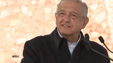 "Photo of AMLO visita Tlaxcalantongo, Puebla; ""lucho por una transformación"""