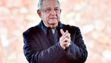 Photo of Quieren frenar a la 4T, pero no van a poder, dice AMLO a conservadores