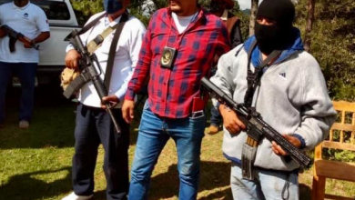 Photo of Hay autodefensas en el 23% del territorio veracruzano