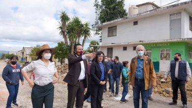 Photo of Con apoyo del Gobierno Estatal se pavimentará la calle Rafael Valenzuela