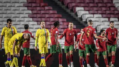 Photo of Portugal humilla 7-0 a Andorra rumbo a la UEFA Nations League