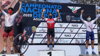 Photo of Cosecha de tres platas para Veracruz en Nacional de ciclismo