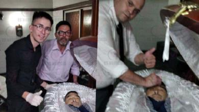 Photo of Empleado que se fotografió junto al cuerpo de Maradona se entregó a la policía