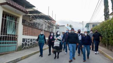 Photo of Ediles realizan recorrido por las obras construidas en Chiltoyac