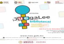 Photo of Realiza IVEC el proyecto ¡JuegaLee en tu biblioteca!