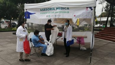 Photo of ¡Por fin! Este viernes abrirán macrokioskos para detectar Sars-Cov-2 en CDMX