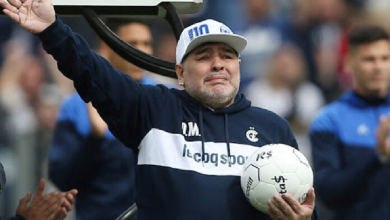 Photo of Reportan muerte de Diego Maradona