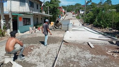 Photo of En Misantla Plan de inversión en obra pública con buenas expectativas