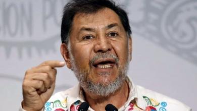 Photo of INE exige castigar a Fernández Noroña por agresión