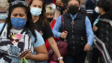 "Photo of Pide OMS a México ""tomarse en serio"" la pandemia"