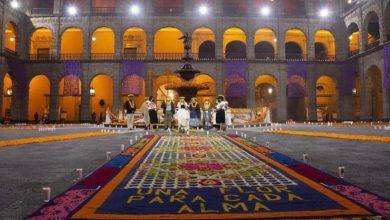 Photo of Ofrenda en Palacio Nacional conjunta la riqueza de cosmovisiones del país