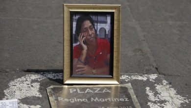 Photo of AMLO ofrece reabrir el caso de Regina Martínez, corresponsal de Proceso