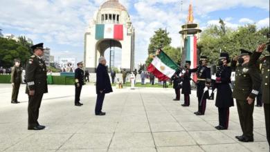 Photo of AMLO celebra 110 aniversario de inicio de la Revolución Mexicana