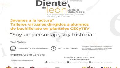 Photo of Realiza IVEC proyecto Jóvenes a la Lectura
