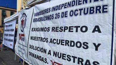 Photo of Comerciantes independientes piden a Hipólito que los deje trabajar