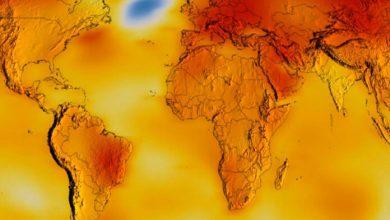 Photo of Noviembre de 2020, el más caluroso a nivel mundial