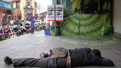 Photo of Aumenta presencia de indigentes en Xalapa