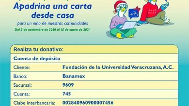 """Photo of Campaña """"Apadrina una carta desde casa"""" continúa hasta el 15 de enero"""