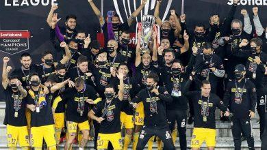 Photo of ¡Por fin! Tigres se corona campeón de la Concacaf