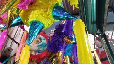 Photo of Cae venta de piñatas navideñas por pandemia