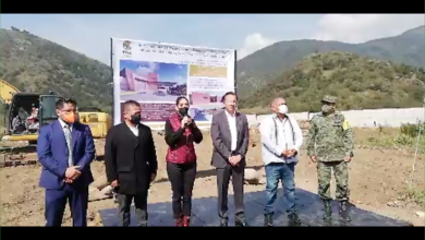 Photo of Acompaña Cuitláhuac inicio de labores de construcción del Semefo de Nogales