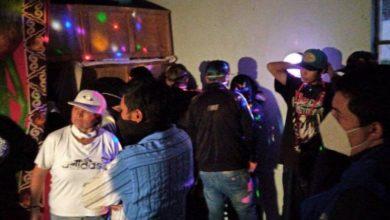 Photo of Y siguen las denuncias por fiestas clandestinas en Xalapa