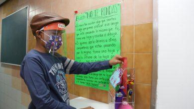 Photo of Niños alientan a sus compañeros en el IMSS a no dejar de luchar contra el cáncer