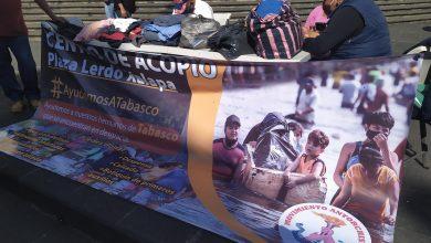 Photo of Instala Movimiento Antorchista centros de acopio para apoyar a Tabasco y Chiapas