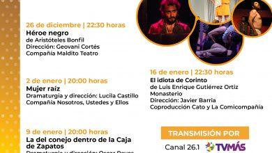 Photo of El IVEC y RTV presentan el programa «Los Independientes al Teatro»