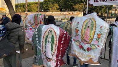 Photo of Pese a advertencias, llega primer peregrinación a las inmediaciones de la Basílica de Guadalupe