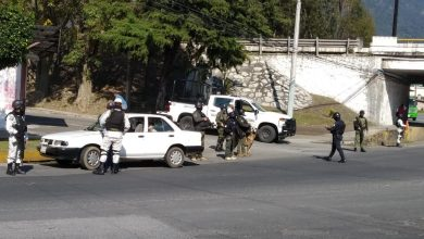 Photo of Refuerza Seguridad Pública presencia policial en zona centro