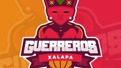 Photo of Filtran logo del nuevo equipo de baloncesto profesional de Xalapa