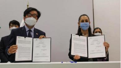 Photo of Corea dona insumos contra la Covid-19 a la CDMX