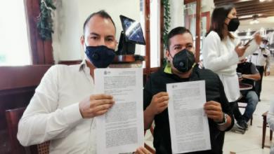 Photo of Denuncian por fraude a Diputado local y su hijo por venta de terrenos