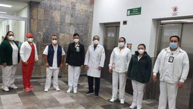 Photo of Veracruzanos apoyan hospitales de CDMX colapsados por pacientes Covid