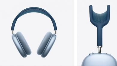 Photo of Los nuevos auriculares Airpods Max de Apple tienen cancelación de ruido