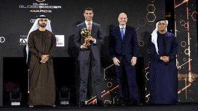 Photo of Cristiano Ronaldo fue designado como el mejor jugador del siglo XXI