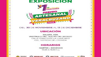 Photo of IVEC da a conocer a ganadores del Primer Premio Anual Artesanal Veracruzano 2020