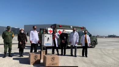 Photo of Llegan a Nuevo León primeras 950 vacunas antiCOVID