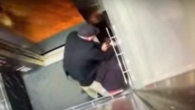 Photo of Anciano golpea a hombre que le tosió la cara en un elevador