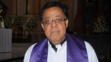 Photo of Muere el padre Víctor Díaz, vocero de la Diócesis de Veracruz