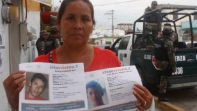 Photo of Rescatan con vida a madre de desparecidos plagiada en Tierra Blanca