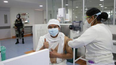 Photo of Continúa jornada masiva de vacunación a personal que atiende COVID-19